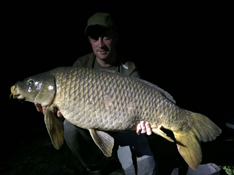 Mike Whitley 31lb