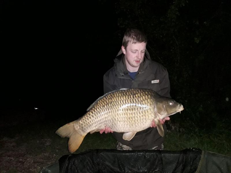 Chris Moore 35lb