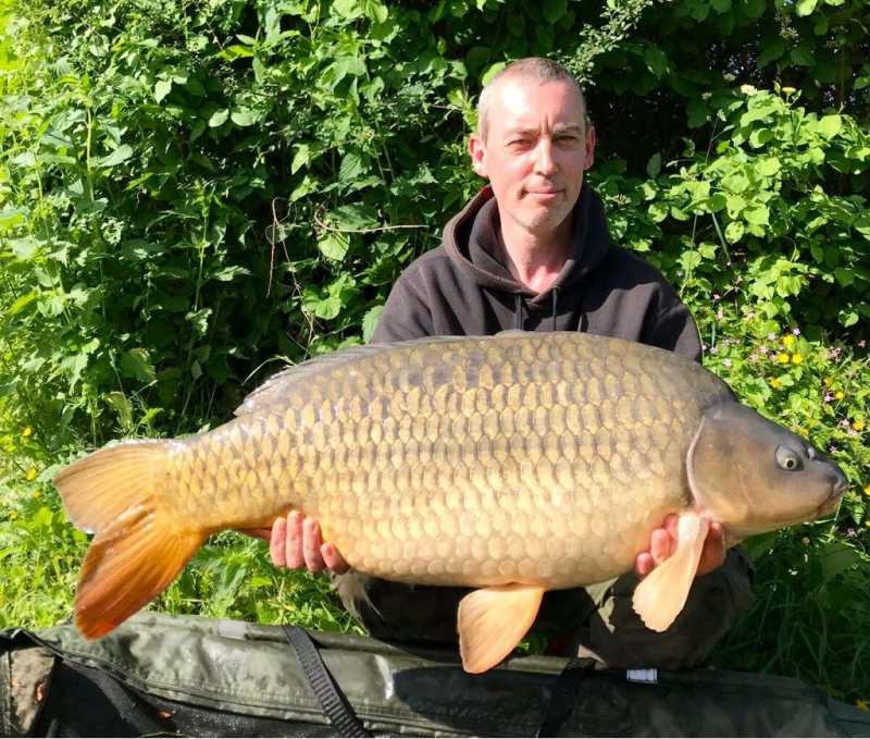 Andy Cantwell 30lb 6oz