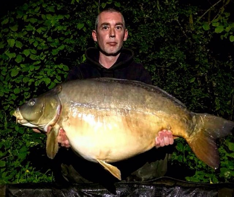 Andy Cantwell 38lb