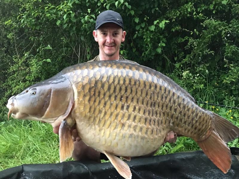 Colin Dixon 52lb