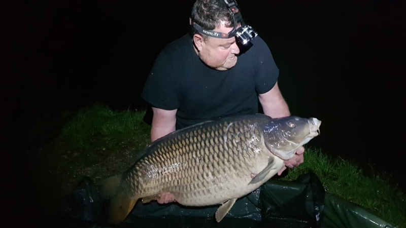 Dave Wembourne 60lb