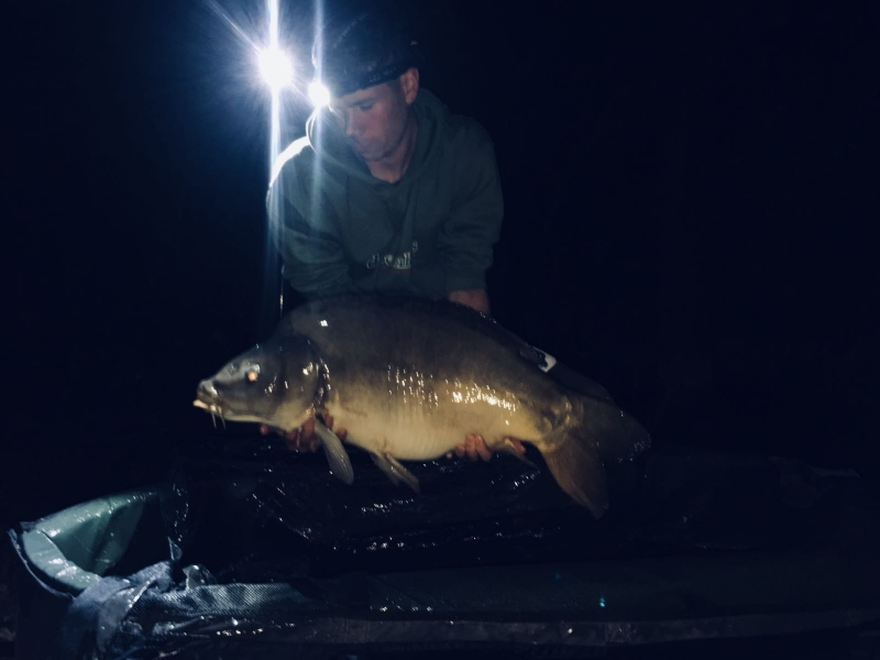 Phil Crook 38lb 10oz