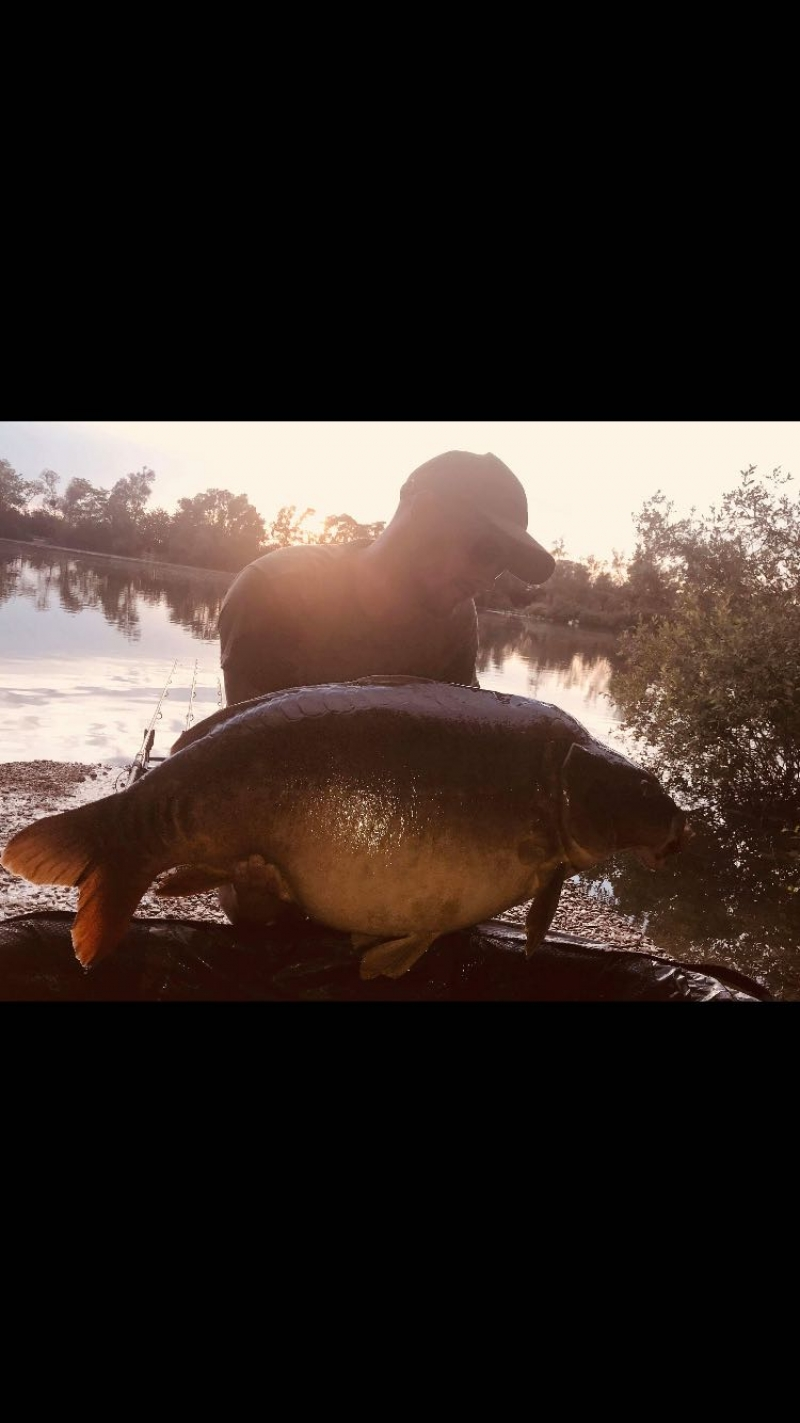 Richard Beale 41lb 5oz