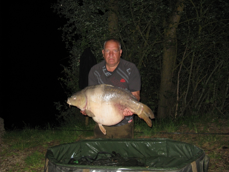 Alan Webster 38lb