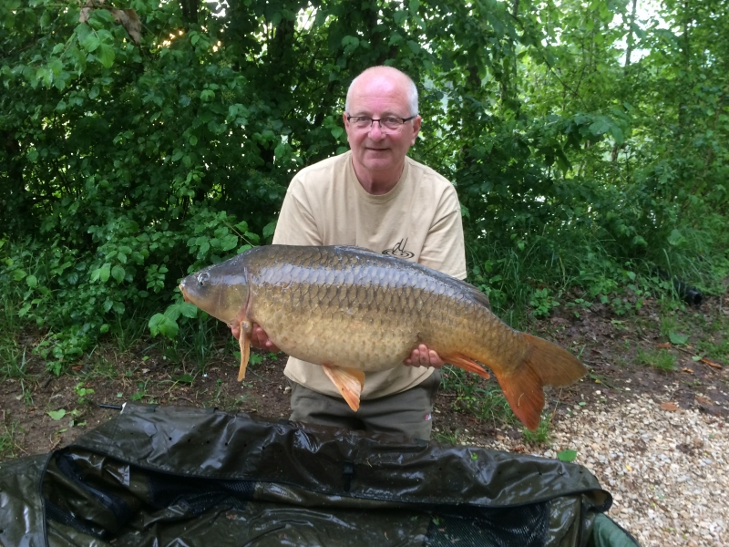Andy Morgan 30lb