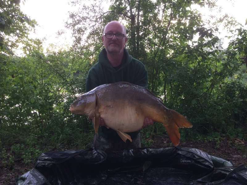 Stephen Morgan 35lb