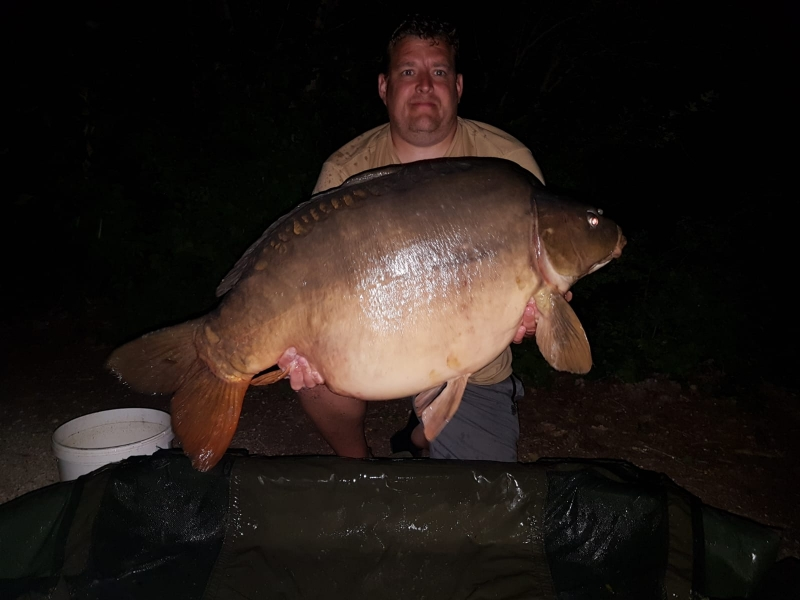 Scott Phillips 51lb 8oz