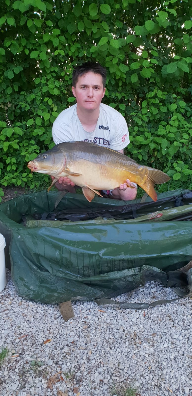 Kev Whitehurst 22lb