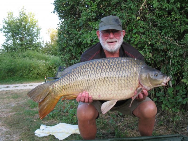 Pete Haywood 26lb common