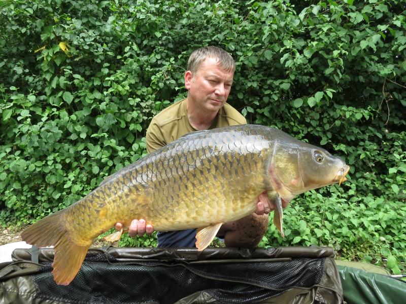 Colin Taylor 34lb common