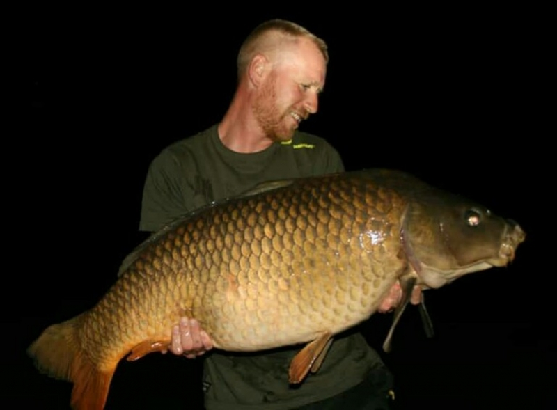 Shane Walker 43lb common