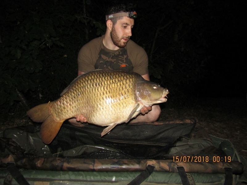 Andy Baggley 36lb