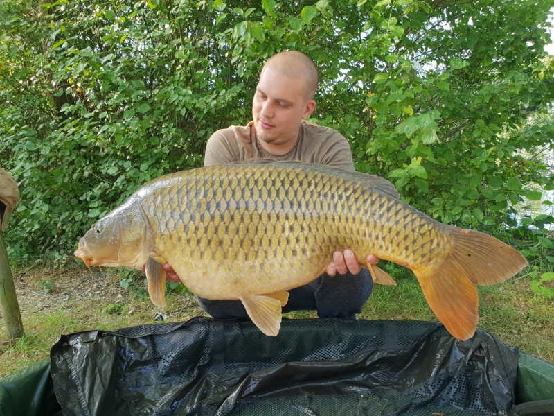 Ricky Osborne 45lb common