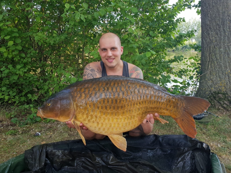Ricky Osborne 46lb common