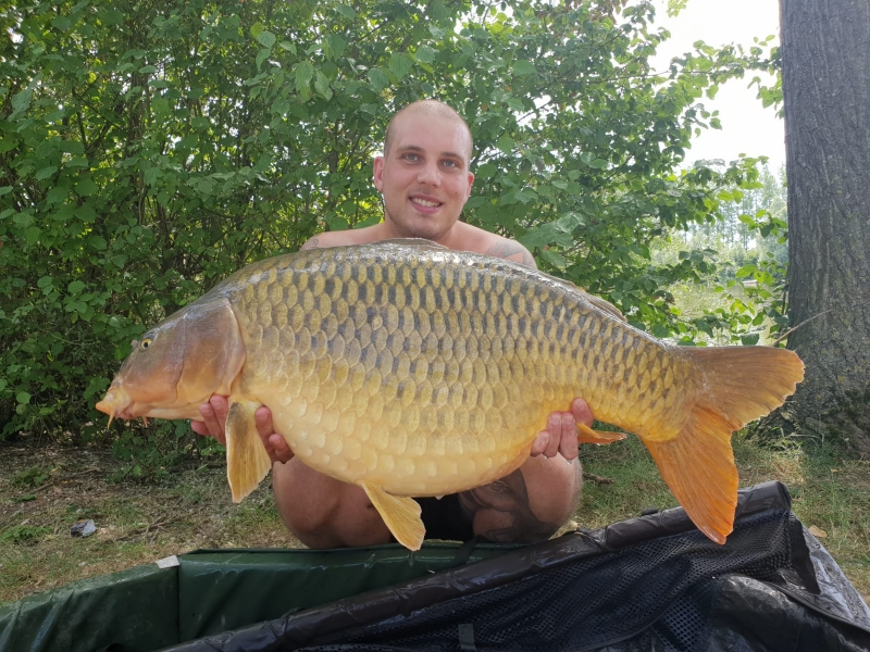 Ricky Osborne 47lb common