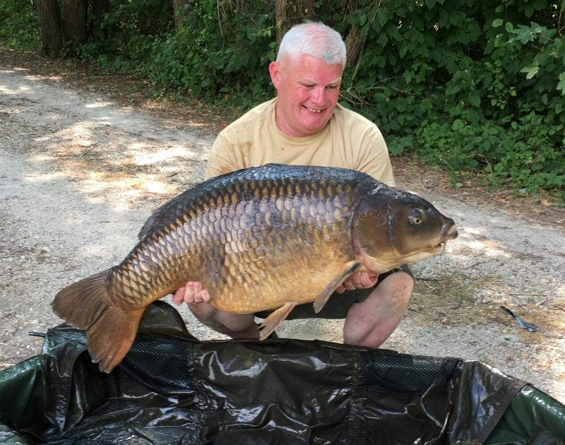 Steve Farden 44 lb 8oz