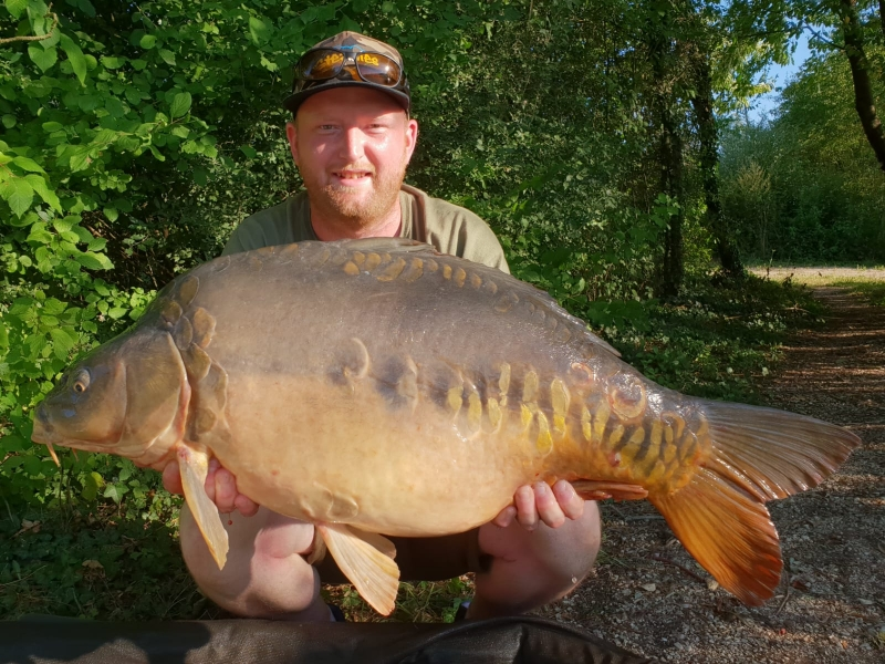 Chris Smith 31lb