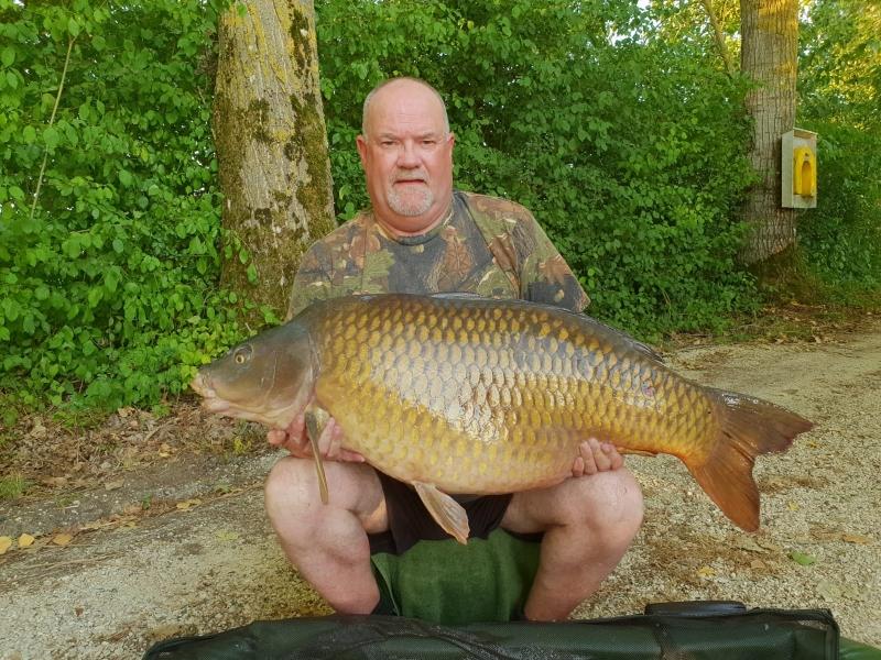 Geoff Waring 51lb 12oz