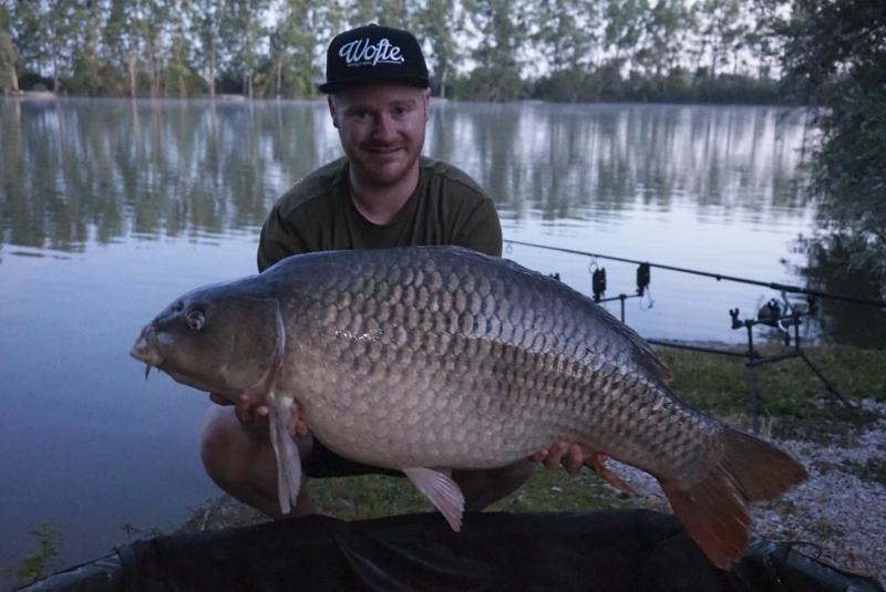Stuart Walshaw 48lb common