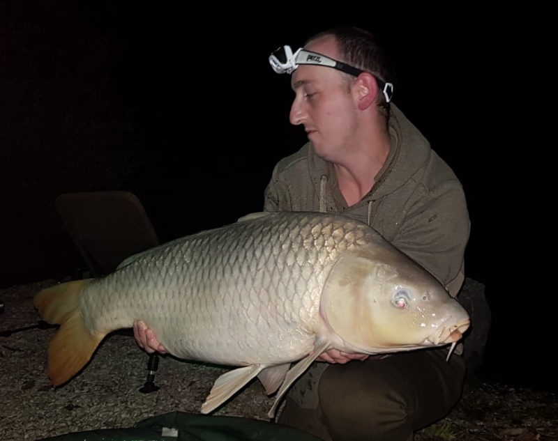 Darren Collins 25lb