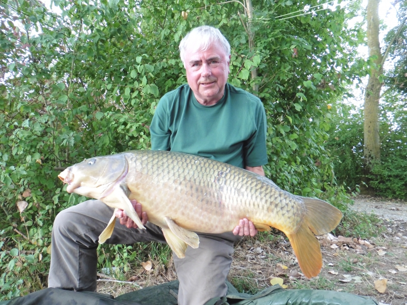 Geoff Seamer 36lb