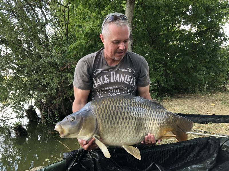 Mick Norris 39lb