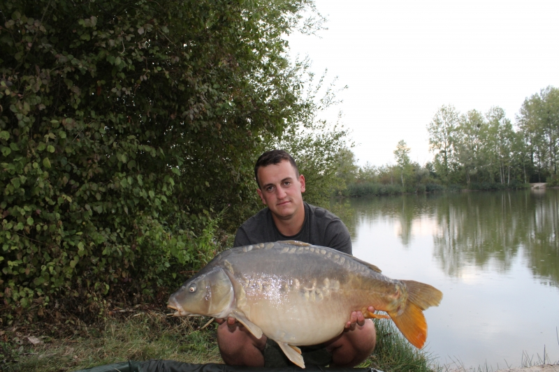 Jack Howden 28lb common