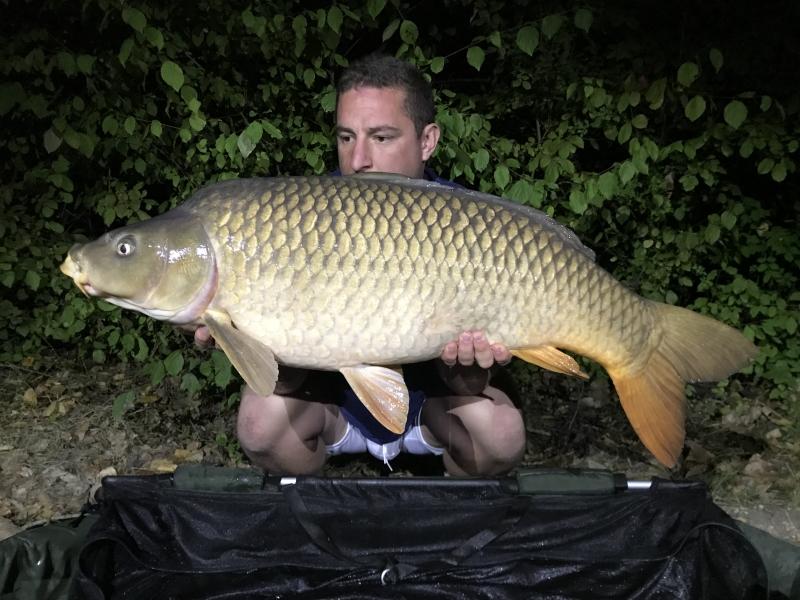 Darren Robinson 39lb