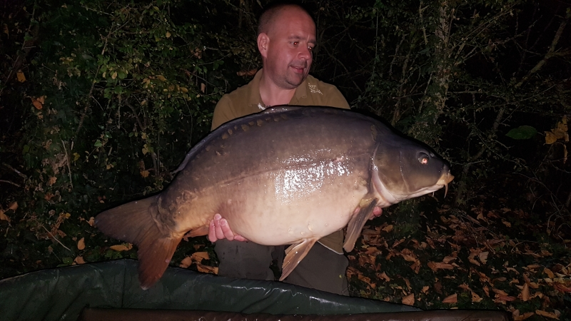Mark Hubser 38lb