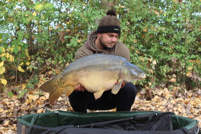Sam Birch 31lb 8oz