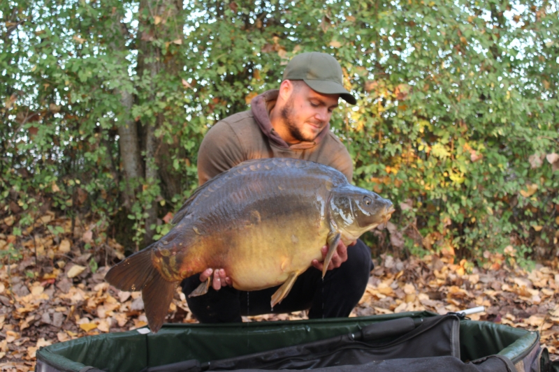 Sam Birch 38lb 12oz
