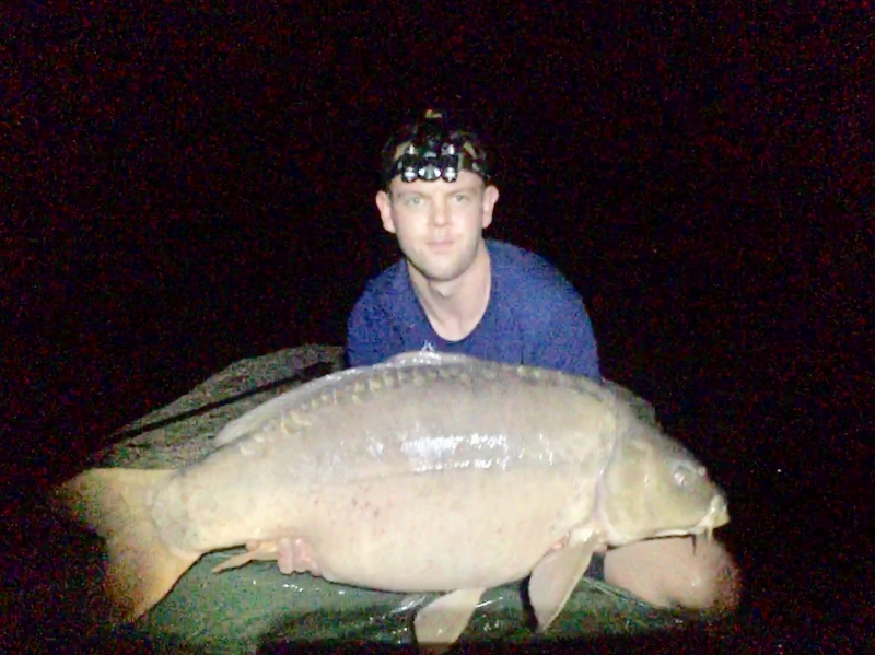Wayne McCartney 43lb