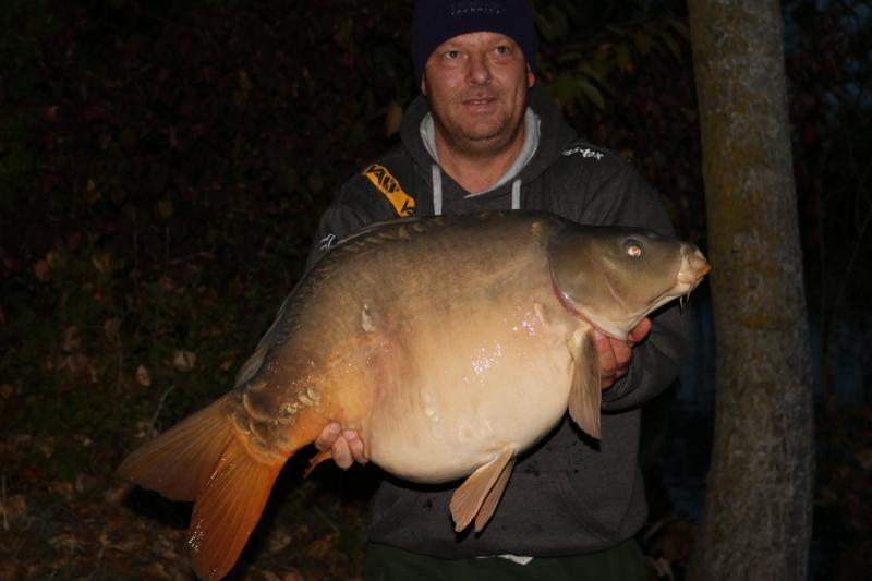 Chris Hutchings 32lb 4oz