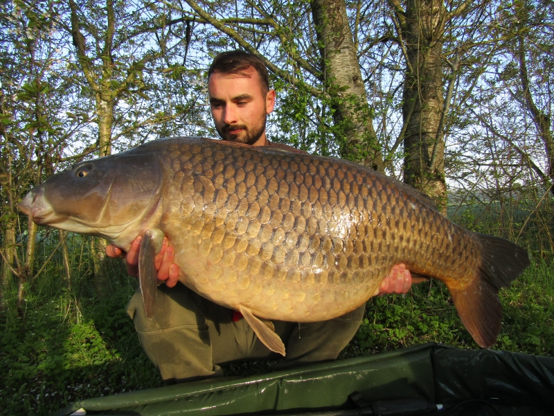 Joe Mulholland 53lb