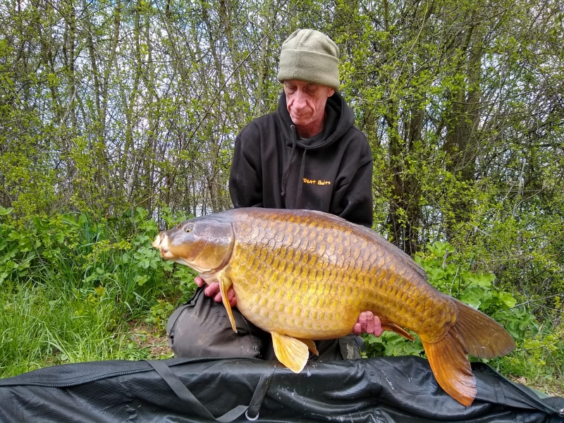 Mick Woodbridge 49lb 8oz