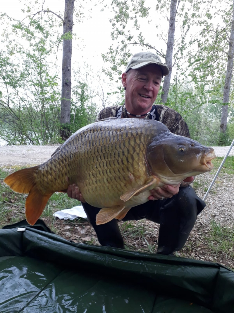 Andrew Kennedy 45lb