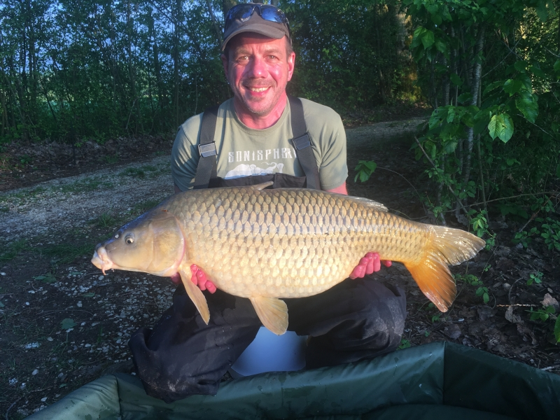 Colin Beamish 32lb