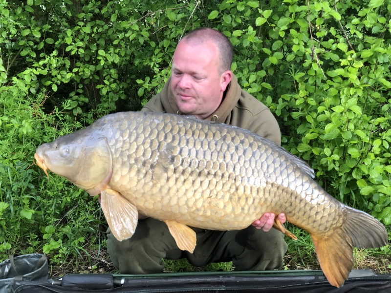 Rob Hosey 44lb 12oz