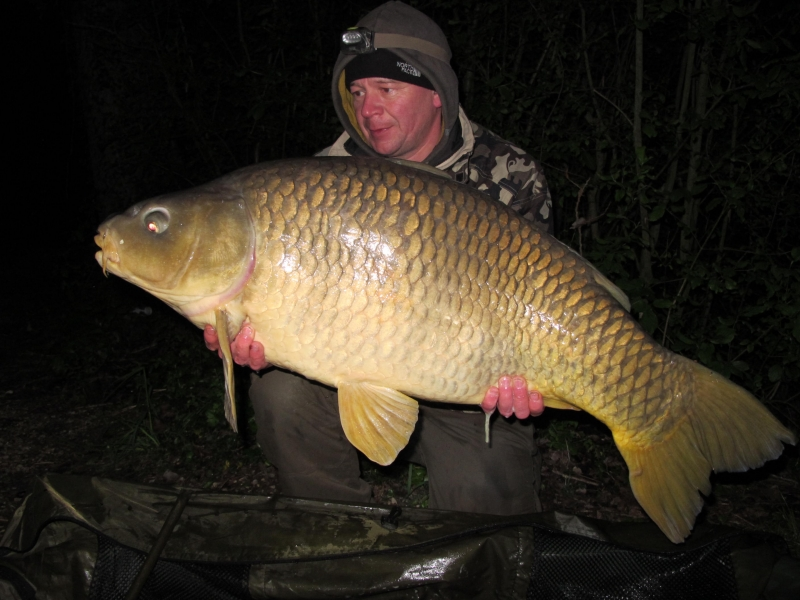 Scott Greathead 44lb 8oz