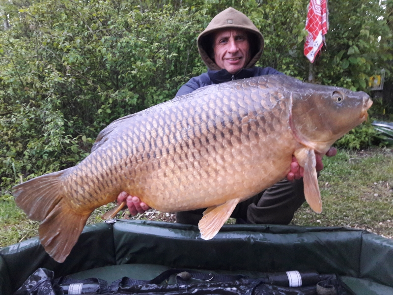 Scott McGregor 46lb