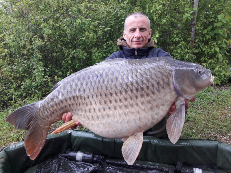 Scott McGregor 48lb