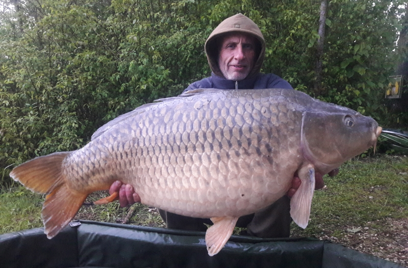 Scott McGregor 48lb 4oz
