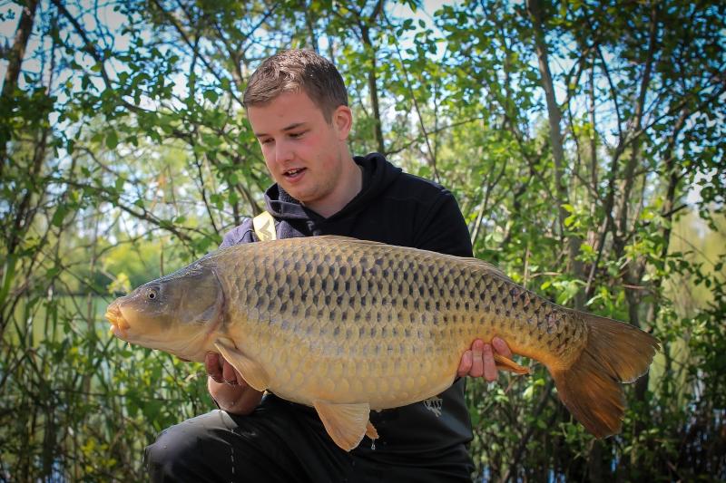 Josh Longhurst 32lb