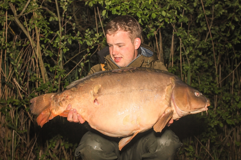 Josh Longhurst 46lb