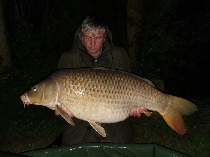 Steve Cresswell 46lb