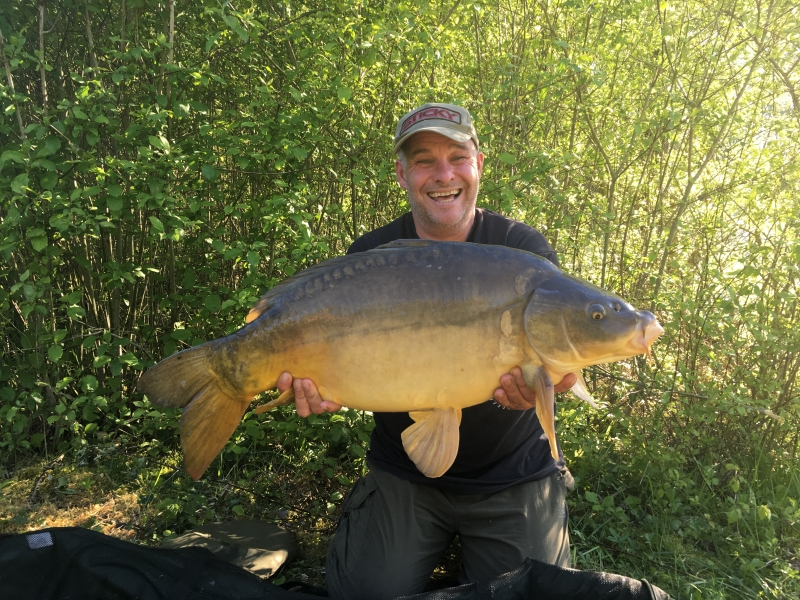 Gareth Earey 24lb