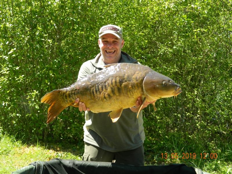 Gareth Earey 30lb 8oz