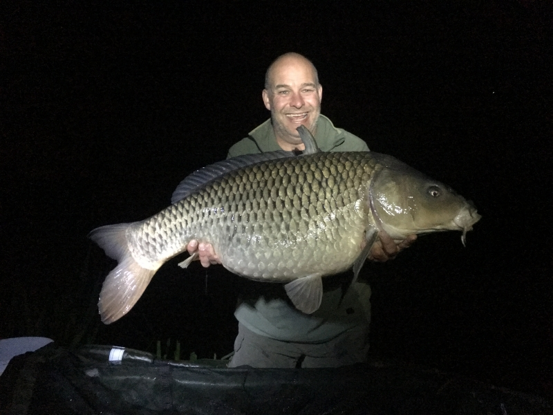 Gareth Earey 36lb