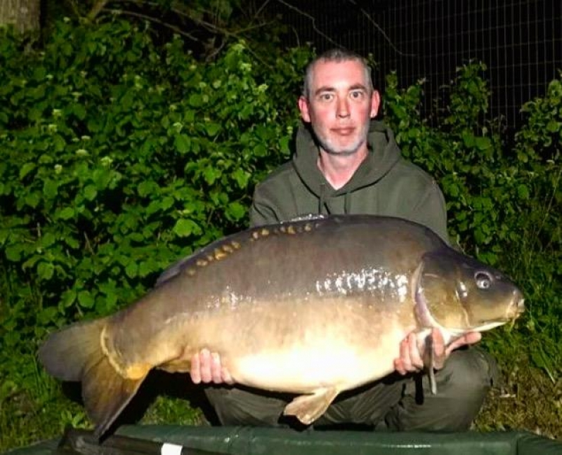 Andy Cantwell 42lb